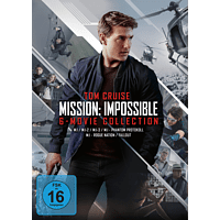 Mission: Impossible-6-Movie Collection [DVD]