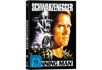 RUNNING MAN (LTD. COLL.EDIT./MEDIABOOK) - (Blu-ray)