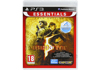 Resident Evil 5 Gold Move Essentials - Juego PS3