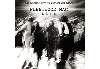 Fleetwood Mac - LIVE - (CD)