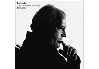 Joe Cocker - Ultimate Collection 1968-2003 - 2Cd's