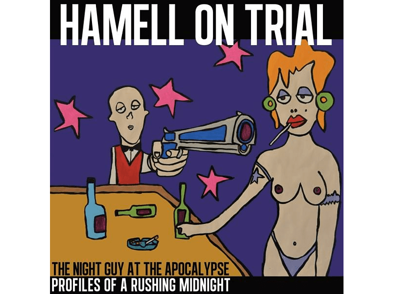 Hamell On Trial - The Night Guy At The Apocalypse Profiles..(LP+MP3) [LP + Download]