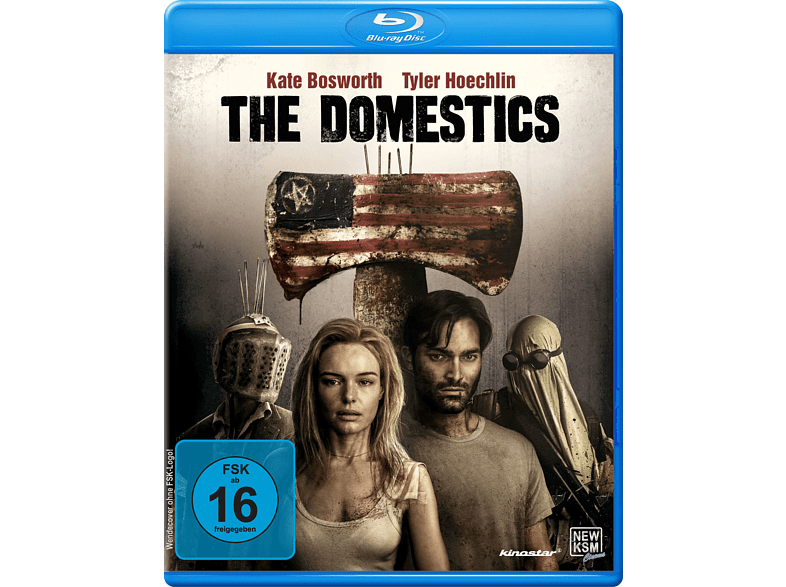 The Domestics [Blu-ray]