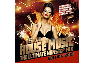 VARIOUS - Best Of House Music-The Ultimate Nonstop Mix 201 [CD]