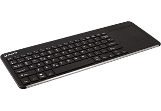 Teclado touchpad - Silver HT, TrackPad, Bluetooth