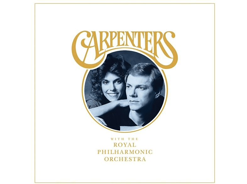 Carpenters - Carpenters With The Royal Philharmonic Orchestra [CD]