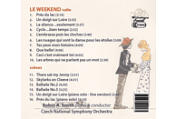 Robin A./Czech National Symphony Orchestra Smith - Le weekend [CD]