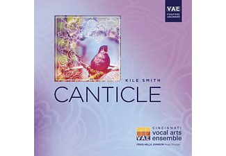 Johnson/Cincinnati Vocal Arts Ensemble - Canticle - (SACD Hybrid)