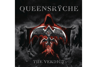 Queensrÿche The Verdict Heavy Metal CD