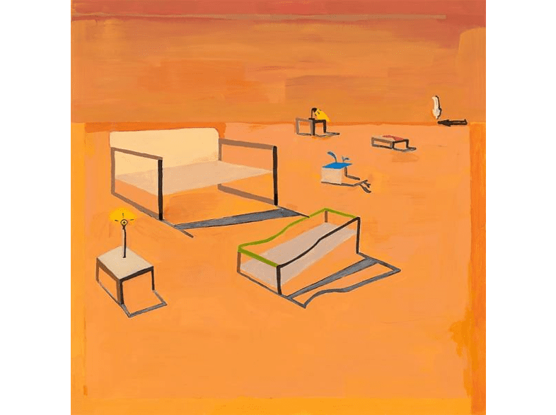 Homeshake - Helium (Limited Colored Editon) [LP + Download]