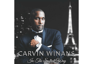 Carvin Winans - In the Softest Way - (CD)