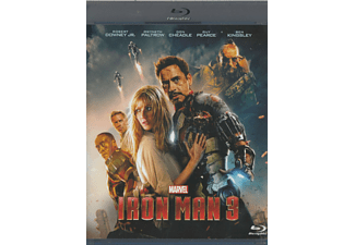 Iron Man 3 - Blu Ray