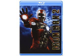 Iron Man 2 - Blu Ray