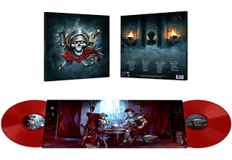 Ian Taylor - RuneScape: Original Soundtrack Classics (Red 2LP) - (Vinyl)