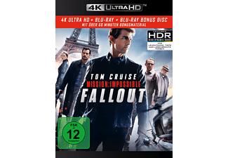 Mission: Impossible - Fallout - (4K Ultra HD Blu-ray + Blu-ray)