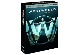 Westworld, Temporada 1 - DVD