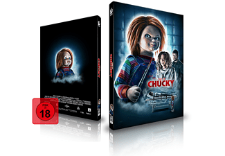 Cult of Chucky – Mediabook, Cover A, nummeriert, exklusiv [Blu-ray + CD] - (Blu-ray)