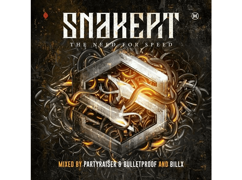 VARIOUS - Snakepit 2018-The Need For Speed [CD]