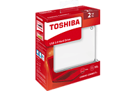 TOSHIBA Canvio Connect II, 2 TB HDD, extern