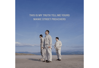 Manic Street Preachers - THIS IS MY TRUTH TELL ME YOURS 20 YEAR COLLECTORS - (Vinyl)