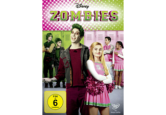Disney Zombies - (DVD)