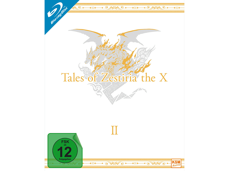 Tales of Zestiria the X - Staffel 2 [Blu-ray]