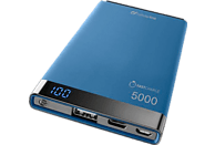 CELLULAR LINE Manta  Powerbank  5.000 mAh Blau