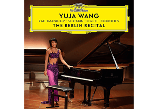 Yuja Wang - The Berlin Recital - (CD)