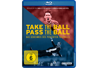 TAKE THE BALL PASS THE BALL (Blu-Ray) - (Blu-ray)