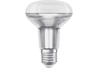 OSRAM LED Star R80 Reflektorlampe, Sockel: E27, Warm White
