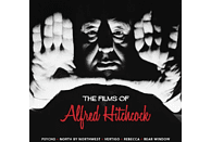VARIOUS - Films Of Alfred Hitchcock [CD]