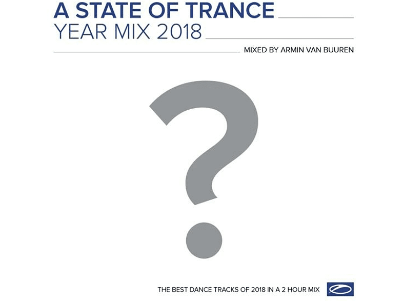 VARIOUS - A State Of Trance Yearmix 2018 [CD]