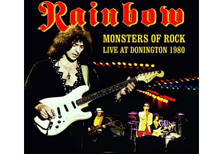 Rainbow - Monsters Of Rock-Live At Donington 1980 - (LP + Bonus-CD)
