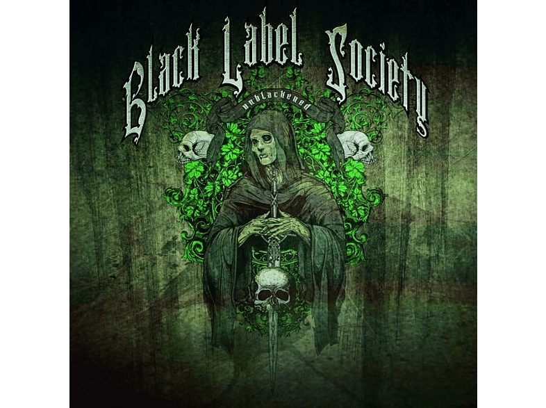 Black Label Society - Unblackened (Limited Vinyl Edition) [LP + Bonus-CD]