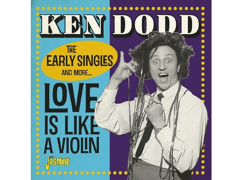 Ken Dodd - Love Is Like A Violin [CD]