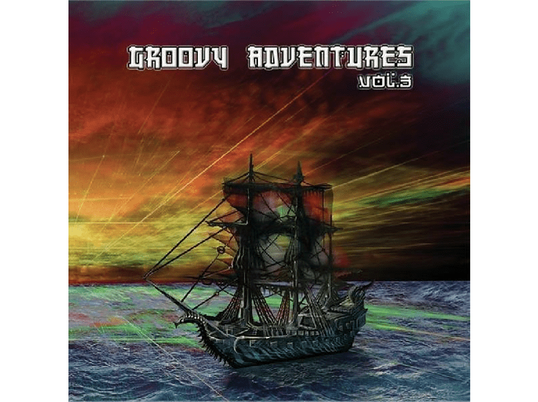 VARIOUS - Groovy Adventures 3 [CD]