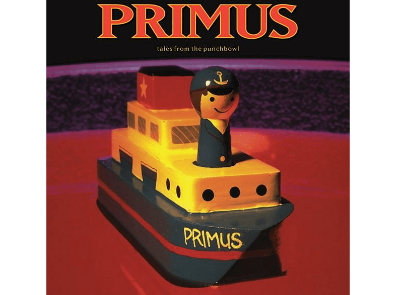 Primus - Tales From The Punchbowl (2LP) [Vinyl]