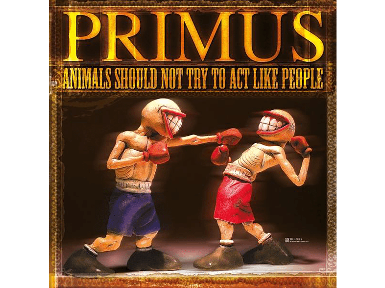 Primus - Animals Should Not Try To Act Like People (Vinyl) [Vinyl]