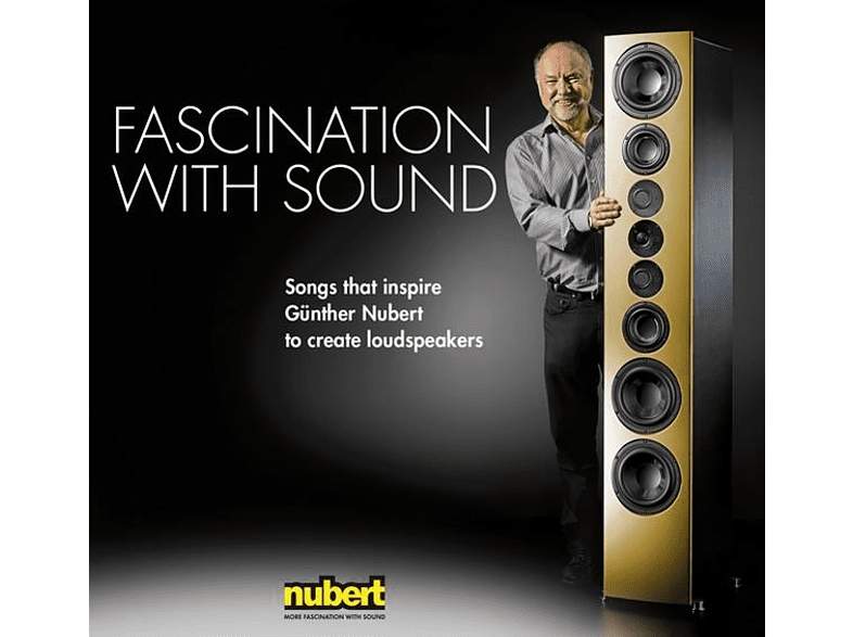 VARIOUS - Nubert-Fascination With Sound (HQCD) [CD]