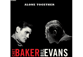 Baker, Chet & Evans, Bill - Alone Together (Ltd.180g Farbiges Vinyl) - (Vinyl)