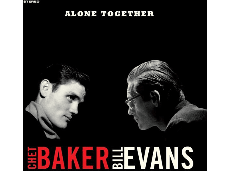 Baker, Chet & Evans, Bill - Alone Together (Ltd.180g Farbiges Vinyl) [Vinyl]