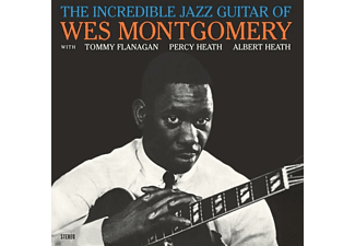 Wes Montgomery - The Incredible Jazz Guitar Of Wes (Ltd.180g Farbi - (Vinyl)