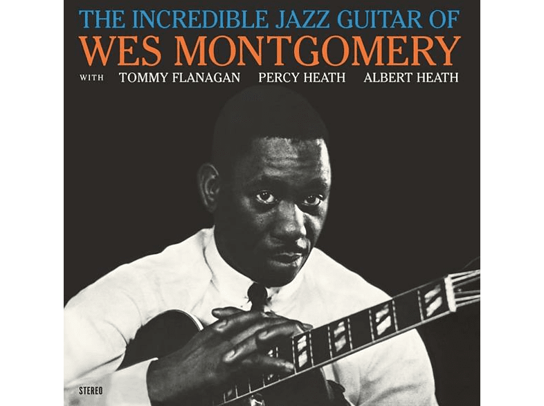 Wes Montgomery - The Incredible Jazz Guitar Of Wes (Ltd.180g Farbi [Vinyl]