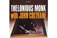 Thelonious Monk - With John Coltrane (Ltd.180g Farbiges Vinyl) [Vinyl]