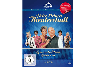 Peter Steiners Theaterstadl - Gesamtedition - (DVD)