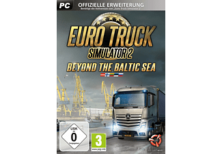 Euro truck simulator 2: beyond the baltic sea DLC - PC