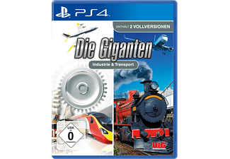 GIGANTEN INDUSTRIE & TRANSPORT - PlayStation 4