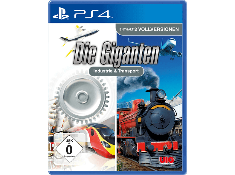 Die Giganten - Industrie & Transport [PlayStation 4]