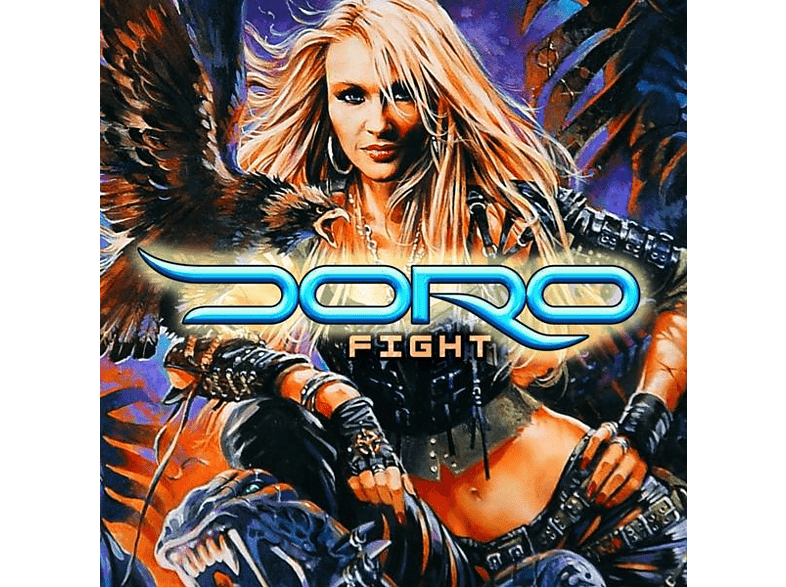 Doro - Fight (Digipak) [CD]