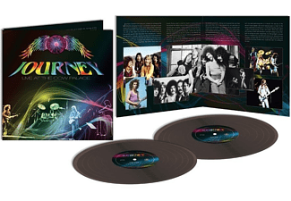 Journey - LIVE AT THE COW PALACE - (Vinyl)